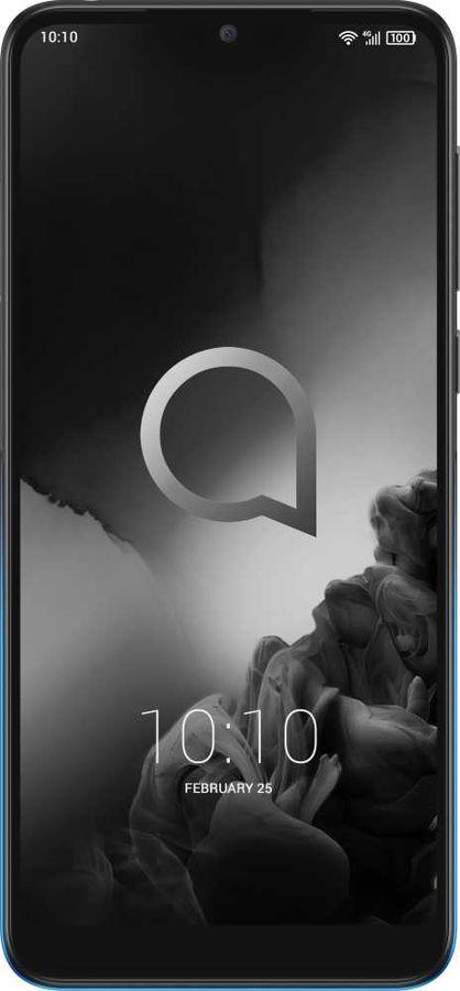 Смартфон ALCATEL 3 (2019) 64Gb,  5053K,  черный