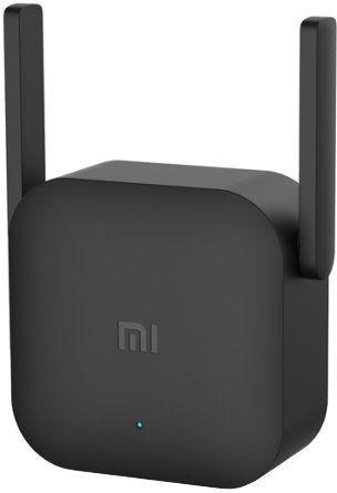 Повторитель беспроводного сигнала XIAOMI Mi WiFi Router Amplifer,  черный [pro]