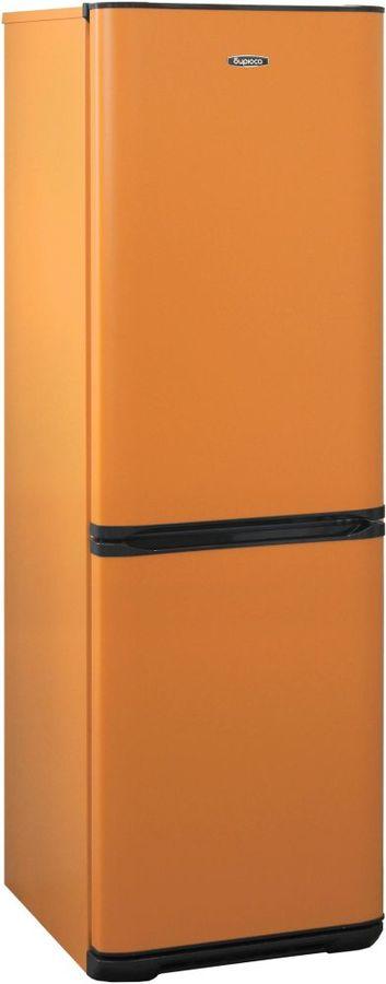 Холодильник БИРЮСА Б-T320NF,  двухкамерный, оранжевый