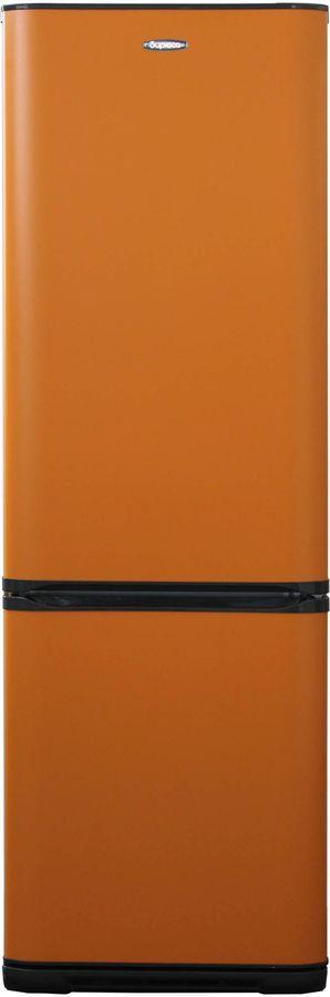Холодильник БИРЮСА Б-T360NF,  двухкамерный, оранжевый