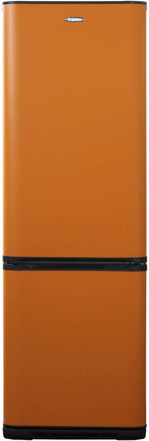Холодильник БИРЮСА Б-T340NF,  двухкамерный, оранжевый