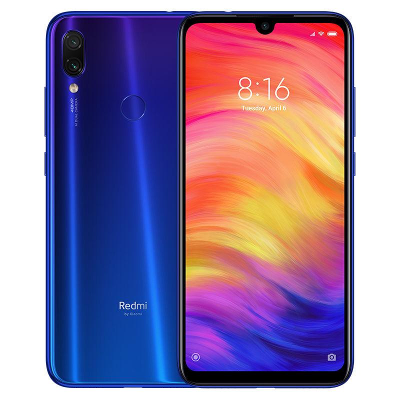 Смартфон XIAOMI Redmi Note 7 4/64Gb,  синий