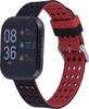 """Смарт-часы REKAM Bizzaro F630,  1.3"""",  черный/серебристый / черный [2202000010] вид 1"""