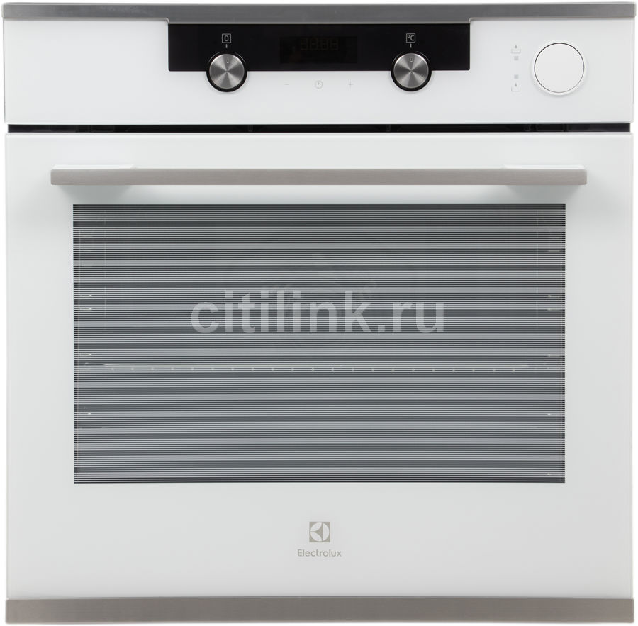 Духовой шкаф ELECTROLUX OKC5H50W,  белый