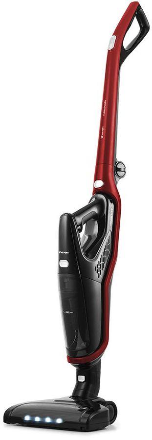 Ручной пылесос (handstick) KITFORT КТ-542-2, 130Вт, красный/черный