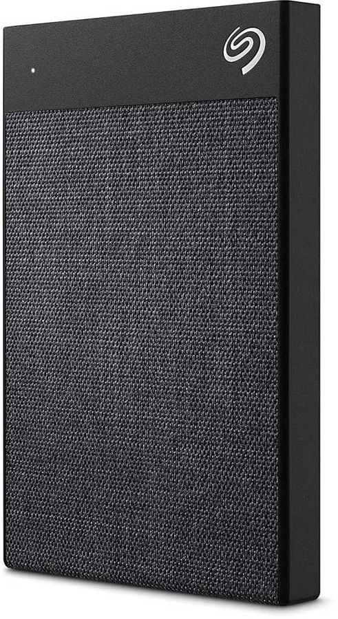 Внешний жесткий диск SEAGATE Backup Plus Ultra Touch STHH1000400, 1Тб, черный