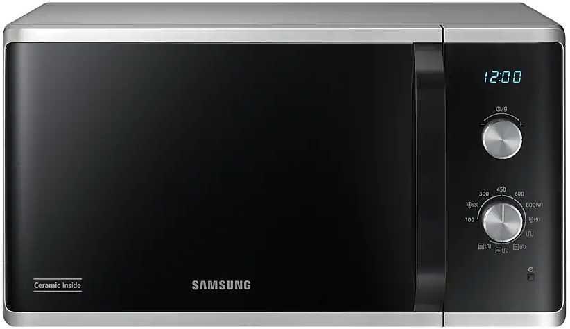 Микроволновая Печь Samsung MG23K3614AS 23л. 800Вт серебристый