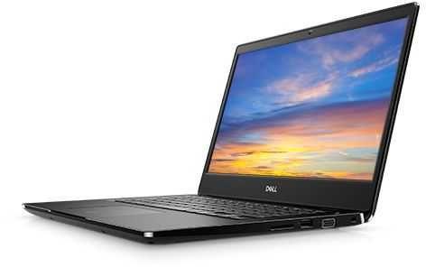 """Ноутбук DELL Latitude 3400, 14"""",  Intel  Core i3  8145U 2.1ГГц, 4Гб, 1000Гб,  Intel UHD Graphics  620, Windows 10 Professional, 3400-0898,  черный"""