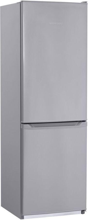 Холодильник NORDFROST NRB 139 332,  двухкамерный, серебристый [00000256595]