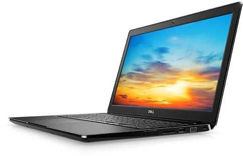 "Ноутбук DELL Latitude 3500, 15.6"",  Intel  Core i3  8145U 2.1ГГц, 8Гб, 256Гб SSD,  Intel UHD Graphics  620, Windows 10 Professional, 3500-1000,  черный"