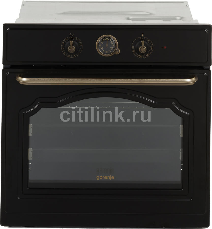 Духовой шкаф GORENJE Classico BO7732CLB,  антрацит