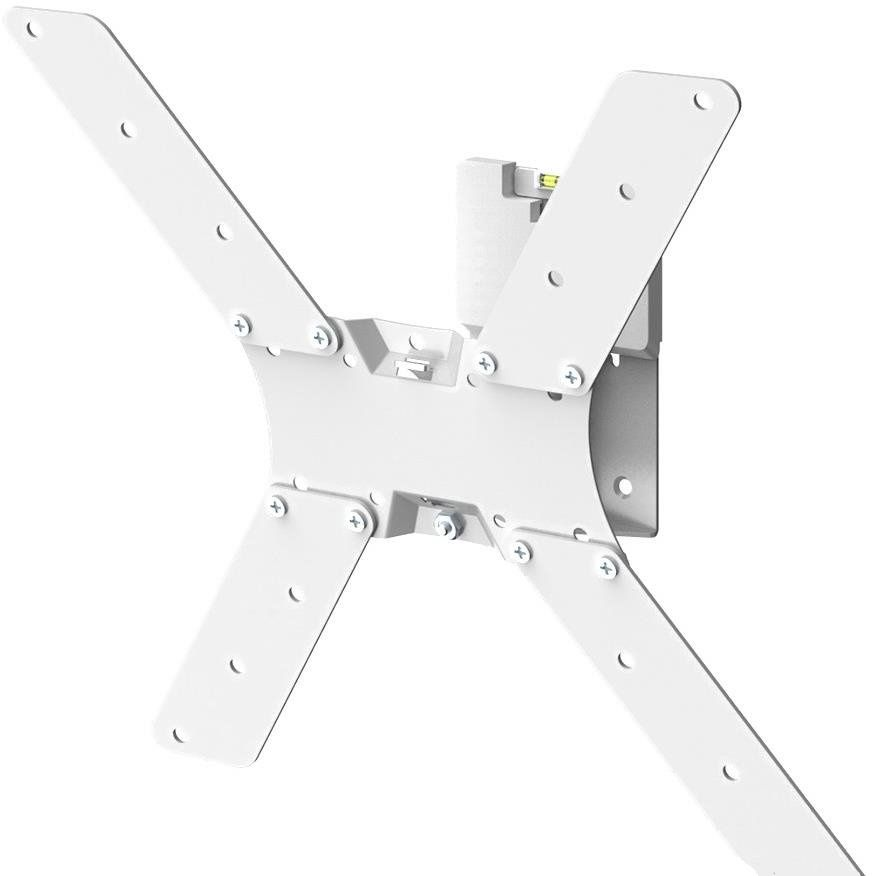 "Кронштейн для телевизора Holder LCD-5519-W белый 32""-55"" макс.45кг настенный поворот и наклон"