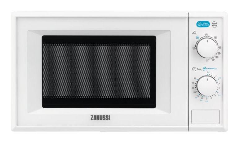 Микроволновая Печь Zanussi ZFG20110WA 19.6л. 700Вт белый