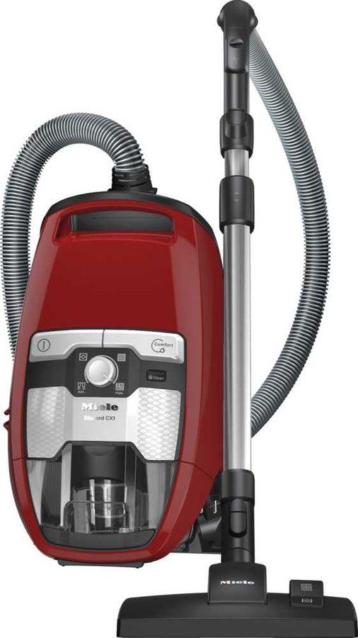 Пылесос MIELE SKRR3 Blizzard CX1, 1100Вт, красный