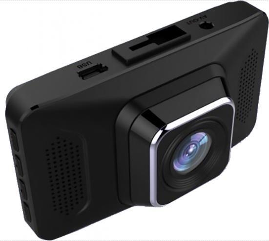 Видеорегистратор HARPER DVHR-410,  черный
