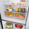 Холодильник LG GC-Q22FTBKL,  трехкамерный, черный вид 8