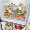 Холодильник LG GC-B22FTMPL,  трехкамерный, серебристый вид 9