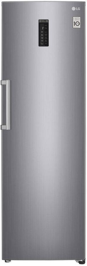 Холодильник LG GC-B401EMDV,  однокамерный, серебристый