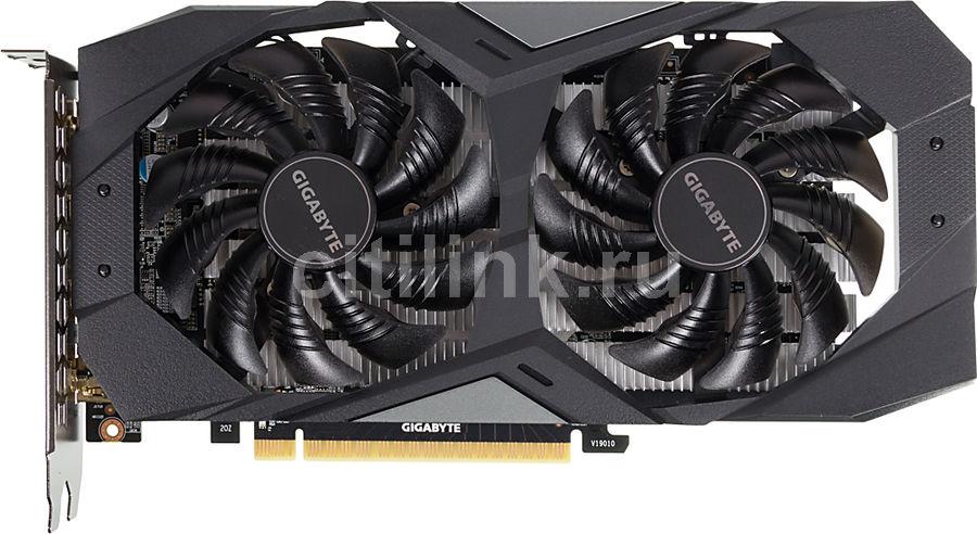 Видеокарта GIGABYTE nVidia  GeForce GTX 1650 ,  GV-N1650WF2OC-4GD,  4Гб, GDDR5, OC,  Ret