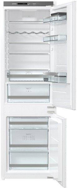 Встраиваемый холодильник GORENJE NRKI4181A1 белый