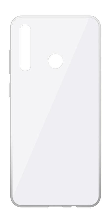 Чехол (клип-кейс) BORASCO для Honor 10i, прозрачный [36644]