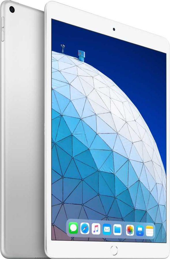 Планшет APPLE iPad Air 2019 256Gb Wi-Fi MUUR2RU/A,  2GB, 256Гб, iOS серебристый