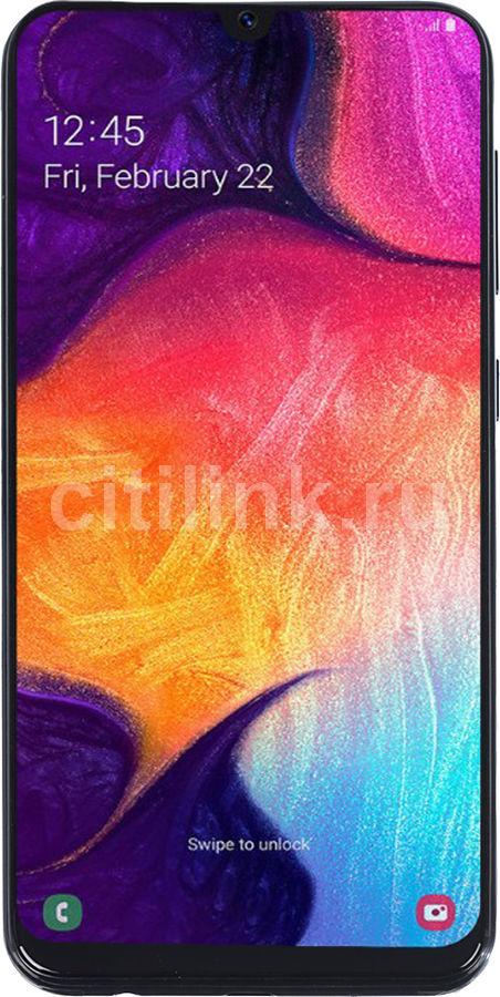 Смартфон SAMSUNG Galaxy A10 32Gb,  SM-A105F,  черный