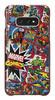 Чехол (клип-кейс) SAMSUNG Marvel Case MComics, для Samsung Galaxy S10e, красный [gp-g970hifghwh] вид 1