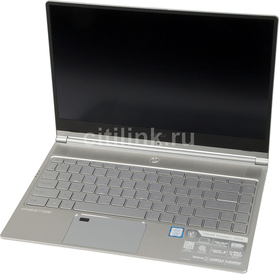 Ноутбук MSI PS42 Modern 8RA-223XRU, 9S7-14B321-223,  серый