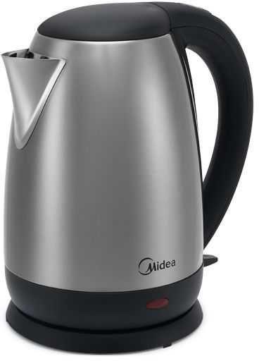Чайник электрический MIDEA MK-8033, 2200Вт, сталь