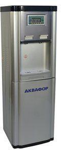 Фильтр для воды АКВАФОР Кристалл Н 60LB-F-D,  серебристый