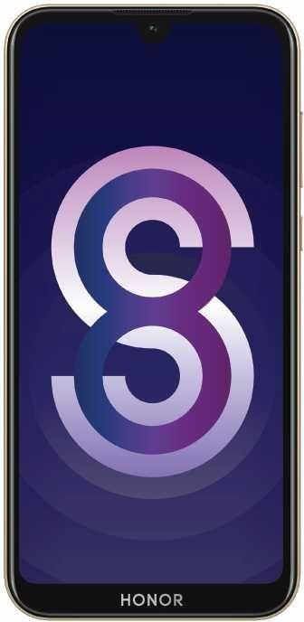 Смартфон HONOR 8S 32Gb,  золотистый