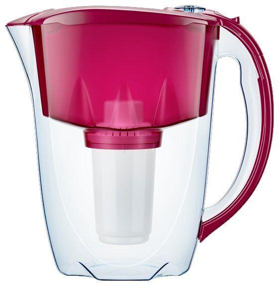 Фильтр для воды АКВАФОР Престиж A5,  вишневый,  2.8л [р80а5sm]