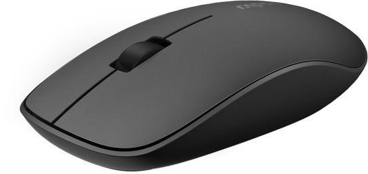 Мышь RAPOO M200, оптическая, беспроводная, USB, черный [18104]