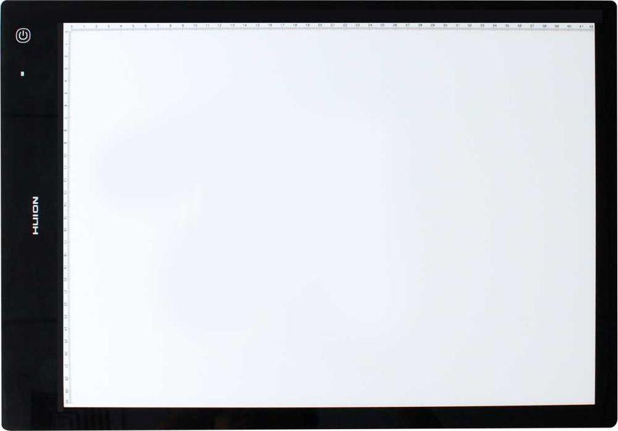 Светодиодный планшет HUION LB3 А3 черный