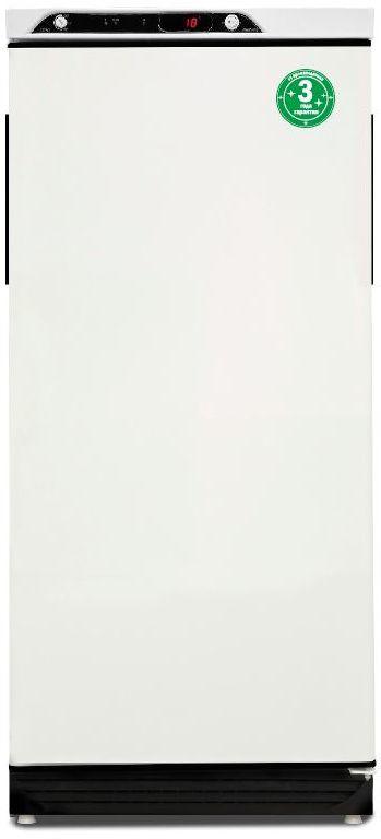 Морозильная камера САРАТОВ 186-003,  белый/черный