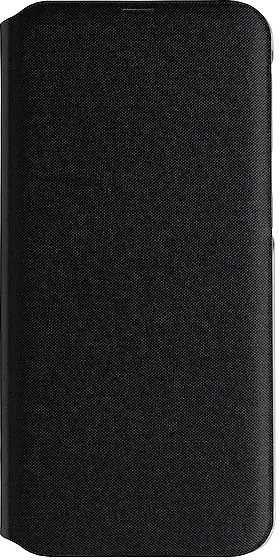 Чехол (флип-кейс) SAMSUNG Wallet Cover, для Samsung Galaxy A40, черный [ef-wa405pbegru]