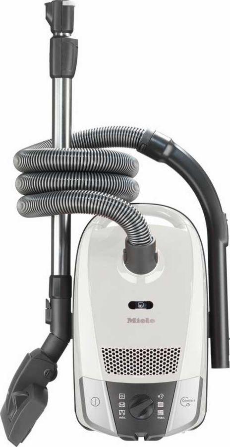 Пылесос MIELE SDAB3 Compact C2, 1800Вт, белый/черный