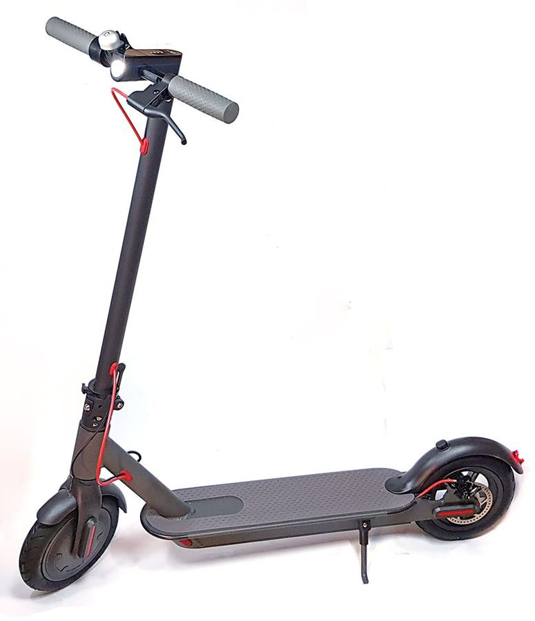 Электросамокат XIAOMI Mi Electric Scooter FBC4004GL,  7800mAh,  черный