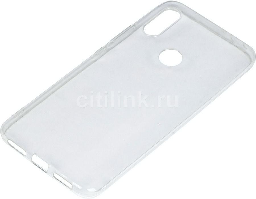 Чехол (клип-кейс) DF xiCase-45, для Xiaomi Redmi 7, прозрачный