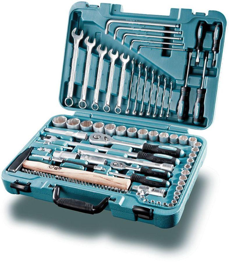 Набор инструментов HYUNDAI K 101,  101 предмет