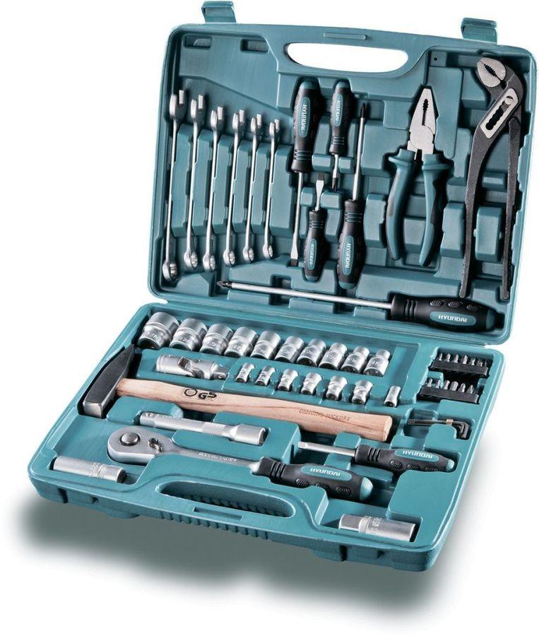 Набор инструментов HYUNDAI K 56,  56 предметов