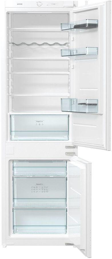 Встраиваемый холодильник GORENJE RKI4181E1 белый
