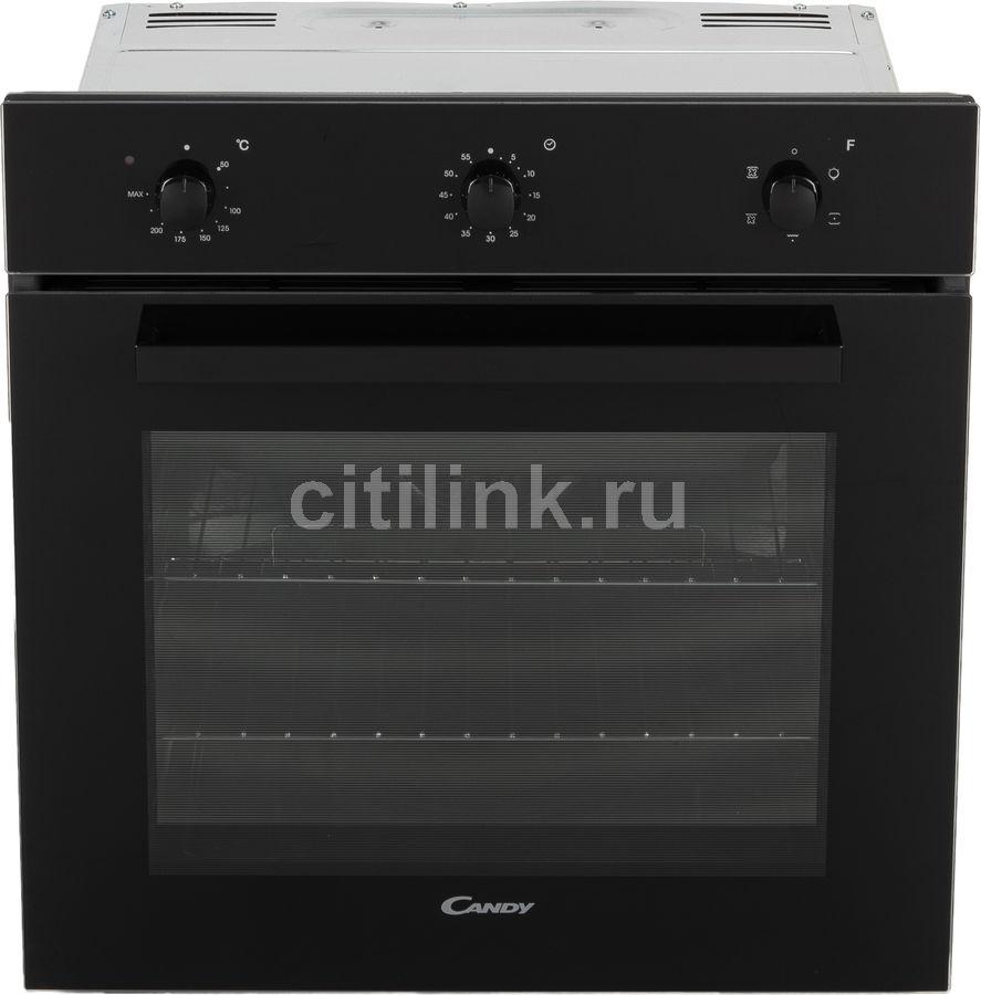 Духовой шкаф CANDY FCP502N/E,  черный
