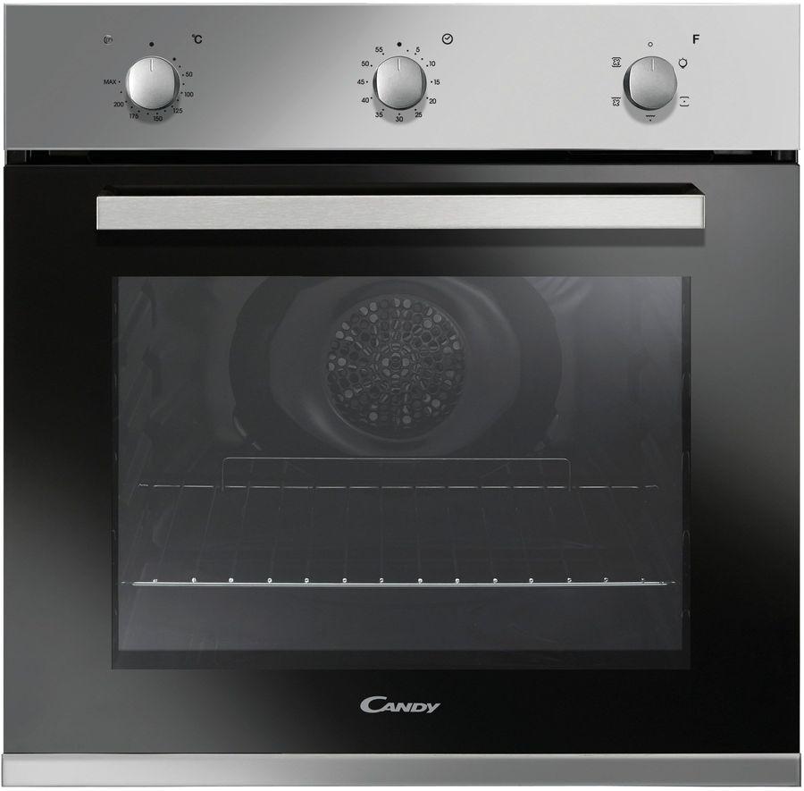 Духовой шкаф CANDY FCP502X/E1,  нержавеющая сталь