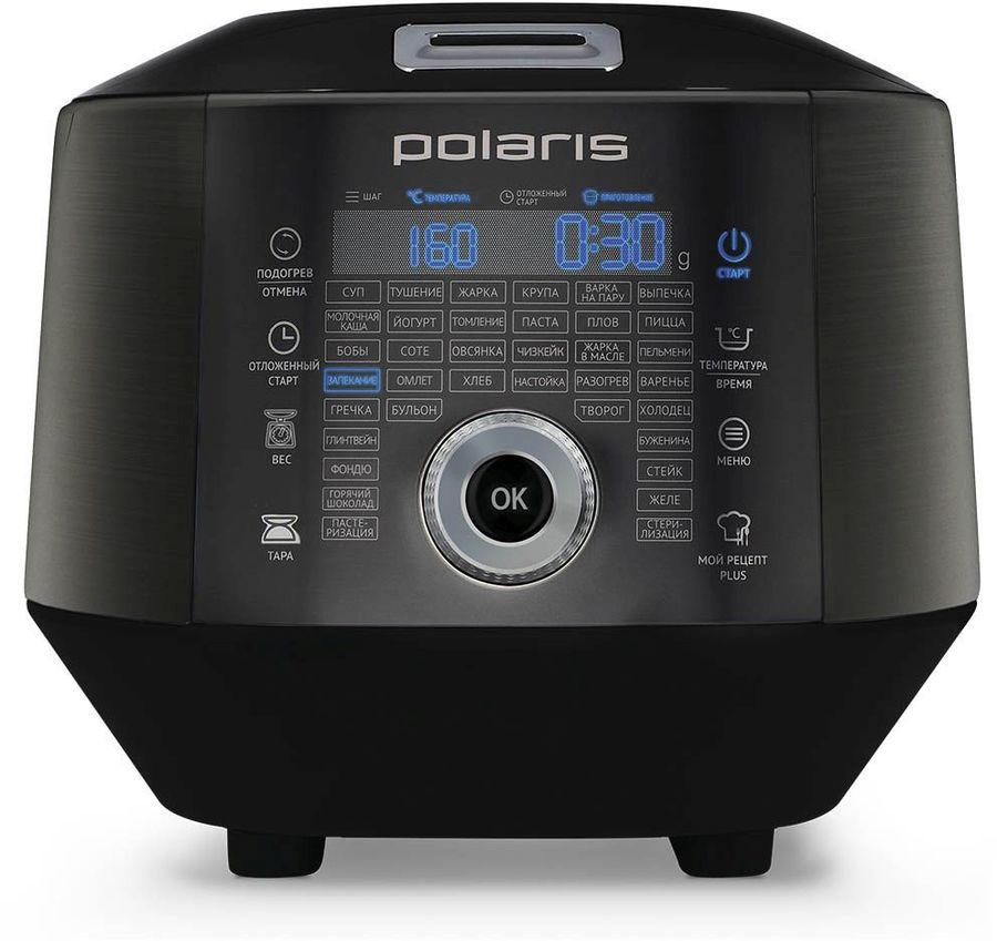 Мультиварка POLARIS EVO 0446DS,  850Вт,   графит