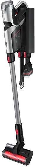 Пылесос-электровеник (handstick) SAMSUNG VS80N8016K2, 450Вт, серый