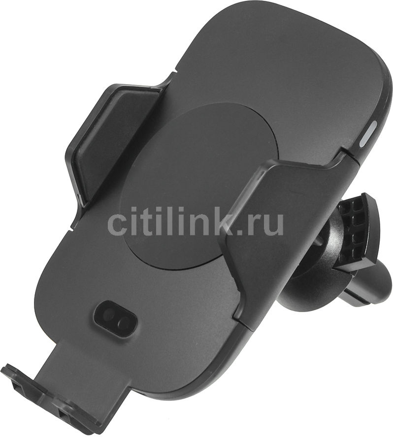 Держатель Redline HOL-05 беспров.з/у. черный для смартфонов (УТ000017794)