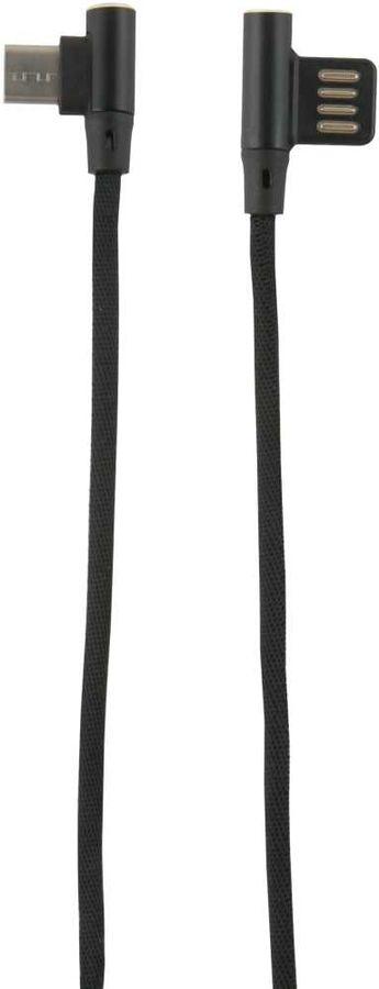 Кабель REDLINE Fit,  USB Type-C (m),  USB A(m),  1м,  черный [ут000015524]