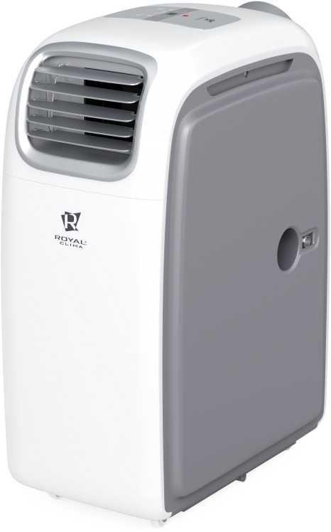 Кондиционер мобильный ROYAL CLIMA Presto RM-P60CN-E белый